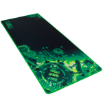 ENHANCE Pathogen XXL Extended Gaming Mouse Mat / Pad ( 31.5 x 13.75 Inches )