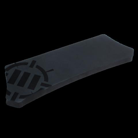 ENHANCE Gaming Keyboard Wrist Rest for Full Size Keyboards w// Ergonomic Support