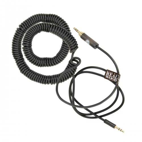 Extra Audio Cable for AudioLUX WDX Over-Ear Wood Headphoners