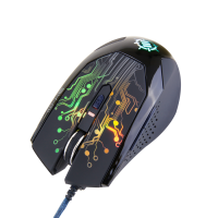ENHANCE Voltaic Mouse - Wired