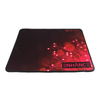 ENHANCE Voltaic Mousepad - Red