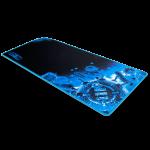 ENHANCE Pathogen XXL Blue Extended Gaming Mouse Mat / Pad