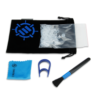 ENHANCE Mechanical Keyboard Modification Kit with O-Ring Switch Dampeners & Keycap Puller
