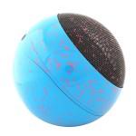 BlueSYNC OR3 Bluetooth Wireless Portable Speaker - Blue Paint Splatter