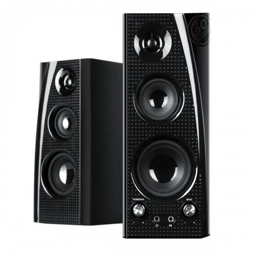 BlueSYNC SLK Dual Wireless Bluetooth Tower Speakers