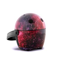 Groove Pal Space Bot Rechargeable Portable Multimedia Speaker