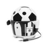 Groove Pal Soccer Bot Rechargeable Portable Multimedia Speaker