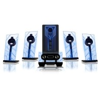 BassPULSE 5.1 Surround Sound Speaker System