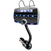 FlexSMART X5 In-Car Bluetooth FM Transmitter