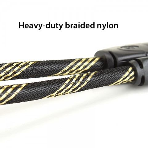 DATASTREAM High-Speed 6 ft Braided AV / Camera Mini HDMI Cable