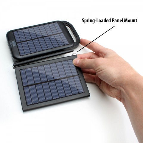 ReVIVE Solar ReStore XL Panel Black