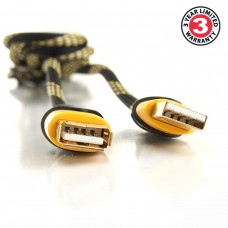 DATASTREAM Hi-Speed Premium 6FT USB Extension Cable  for PC and Mac