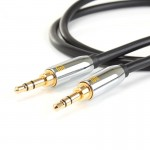 DATASTREAM 3.5mm Male to 3.5mm Male Stereo AUX Audio Cable (6 ft)