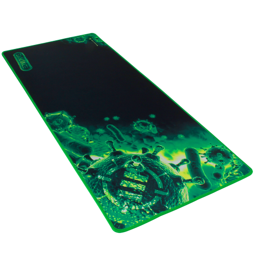 XXL Extended Gaming Mouse Mat / Pad ( 31.5 x 13.75 Inches ) - Green