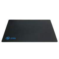 ENHANCE Scoria GX-MP3 Gaming Mouse Pad with Silicone Design , Micro-Texture Tracking Surface & Non-Slip Backing  - Black