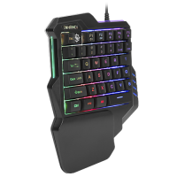 ENHANCE One Handed Keyboard Mini Gaming Keypad