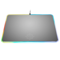 ENHANCE Aluminum LED Gaming Mouse Pad