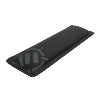 ENHANCE Keyboard Wrist Rest Pad with Soft Memory Foam Support-Compact