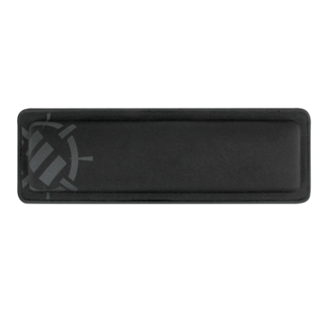 Keyboard Wrist Rest Pad with Soft Memory Foam Support by ENHANCE - Black