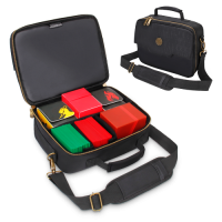 ENHANCE Trading Card Carrying Case for Magic the Gathering & Pokemon