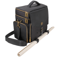 ENHANCE Tabletop Dungeons & Dragons Travel Bag & Miniature Case - Fits Books & Accessories
