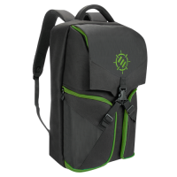 ENHANCE Universal Console Laptop Gaming Backpack - Green