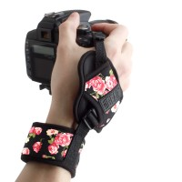USA Gear TrueSHOT Digital Film DSLR Camera Hand Grip Strap