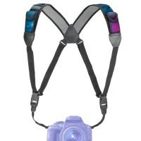 USA Gear TrueSHOT Digital Camera Harness - Galaxy