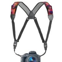 USA Gear TrueSHOT Digital Camera Harness - Geometric