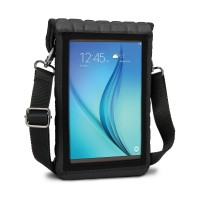 USA Gear FlexARMOR X Tablet Cover Carrying Case w/Touch Capacitive Screen Protector & Shoulder Strap