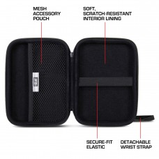 USA GEAR H Series Hard Shell 6.5 Protective Carrying Case - Southwest