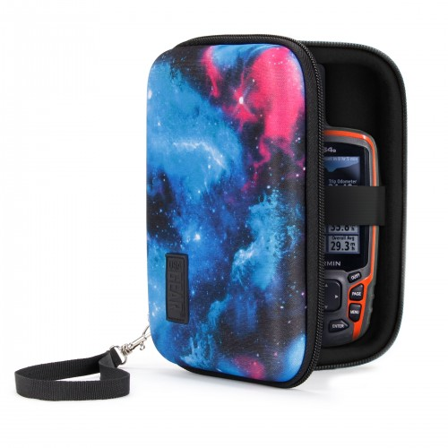 USA GEAR H Series Hard Shell 6.5 Protective Carrying Case - Galaxy