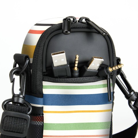 USA GEAR: Q Series QCD Compact Camera Bag