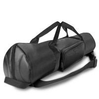 USA GEAR S1 Padded Tripod Case Bag with Expandable Compartment & Accessory Storage