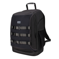 USA Gear Drone Backpack Travel Carrying Bag - Customizable Storage & Water / Shock Resistant