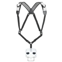 USA Gear TrueSHOT Remote Controller Harness Lanyard Strap with Quick Release Buckles and Secure Metal Clip