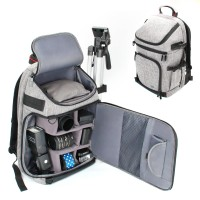 USA GEAR® UBL DSLR/SLR Camera Backpack with Laptop Compartment