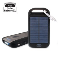 ReVIVE Solar ReStore XL Black + Panel