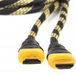 DATASTREAM High-Speed Ruggedized 1080P HDMI Cable with 3D, and Ethernet Support
