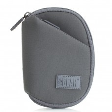 USA GEAR FlexARMOR CP4 Durable Neoprene Material , Scratch Resistant Lining & Accessory Pockets – Grey