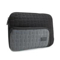 USA GEAR FlexARMOR X Protective Neoprene Tablet Sleeve with Storage Pocket , Scratch-Free Interior & Zipper Enclosure