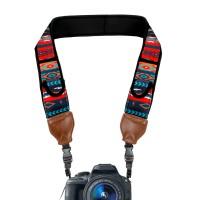 TrueSHOT Camera Neck Strap with Accessory Storage Pockets & Underarm Support