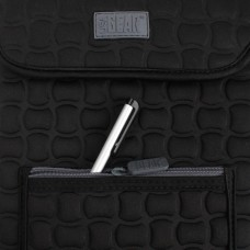 USA GEAR FlexARMOR X Neoprene Tablet Carrying Case with Durable Protection , Accessory Pocket , and Hand Strapped Security