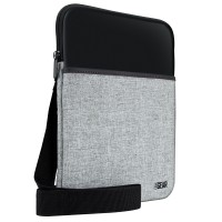 USA GEAR UTB Memory Foam Tablet Messenger Bag