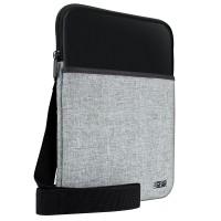 USA GEAR UTB Memory Foam Tablet Messenger Bag