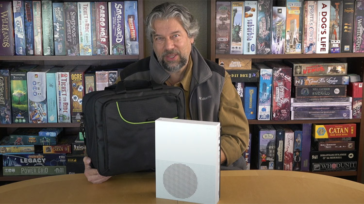 USA Gear Xbox Console Carrying Case - REVIEW
