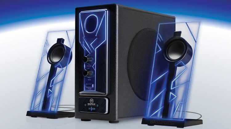 Wi-Fi or Bluetooth Speakers