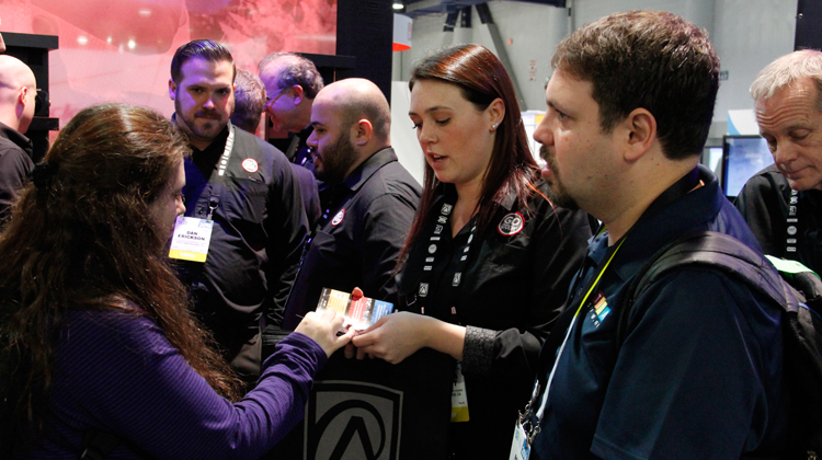 Accessory Power at CES