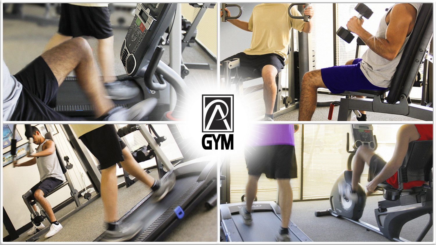 We Keep Our Office Moving: The AP Gym