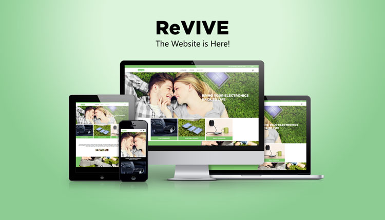 Accessory Power launch new ReVIVE website